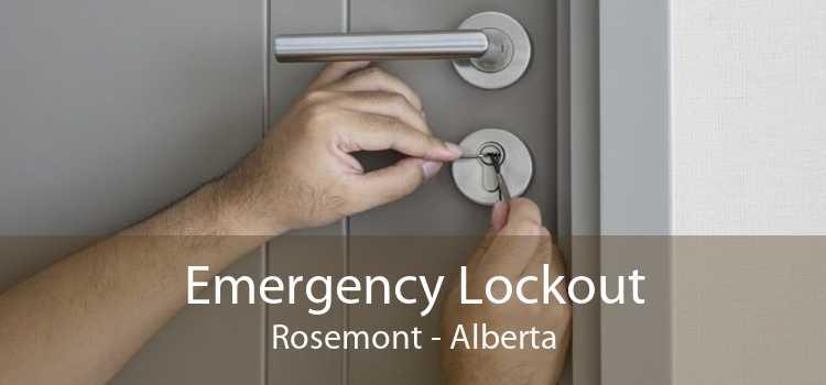 Emergency Lockout Rosemont - Alberta