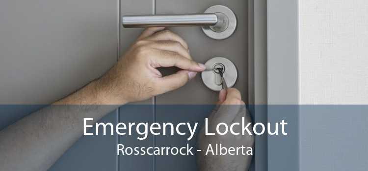 Emergency Lockout Rosscarrock - Alberta
