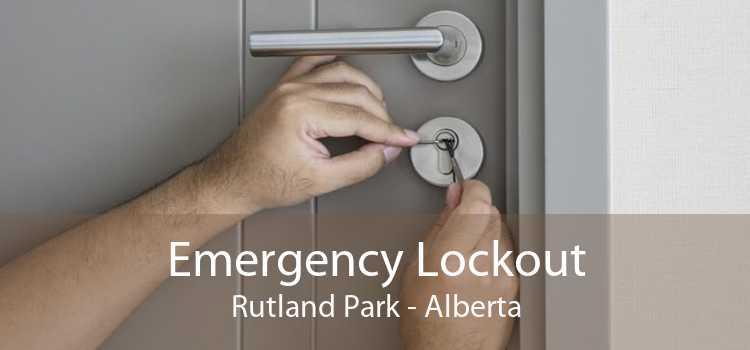 Emergency Lockout Rutland Park - Alberta