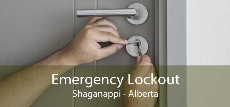 Emergency Lockout Shaganappi - Alberta