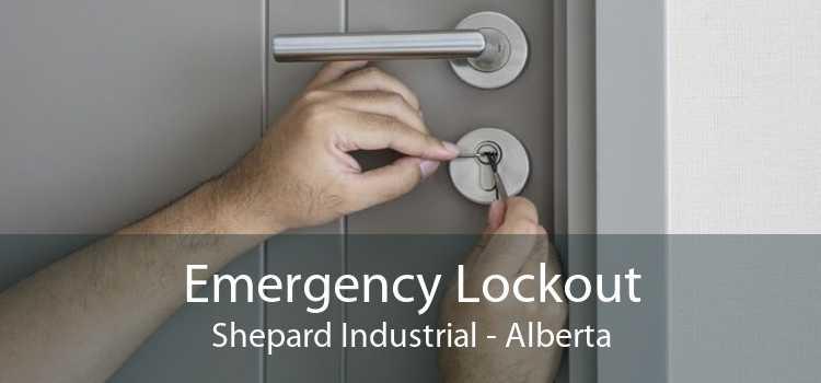 Emergency Lockout Shepard Industrial - Alberta