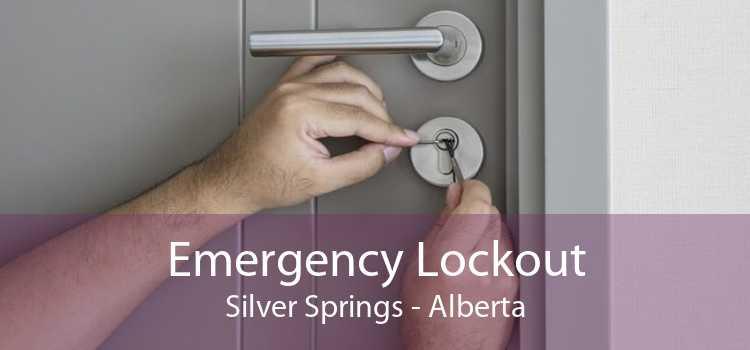Emergency Lockout Silver Springs - Alberta