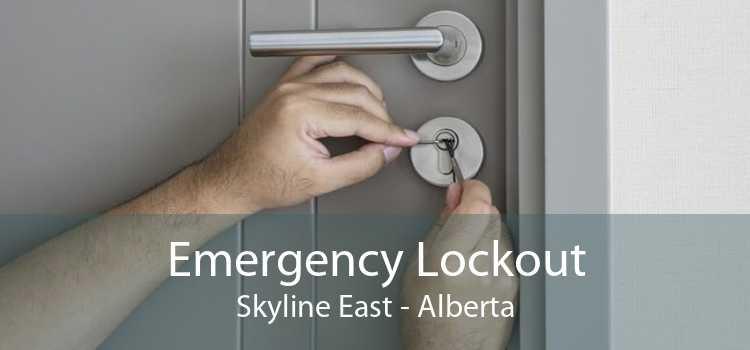 Emergency Lockout Skyline East - Alberta