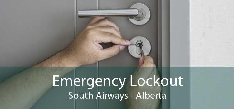 Emergency Lockout South Airways - Alberta