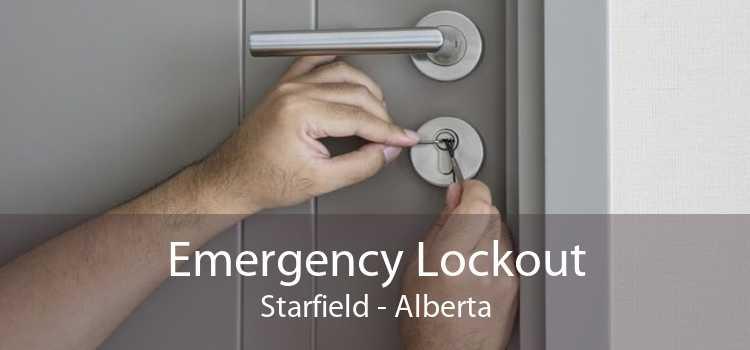 Emergency Lockout Starfield - Alberta