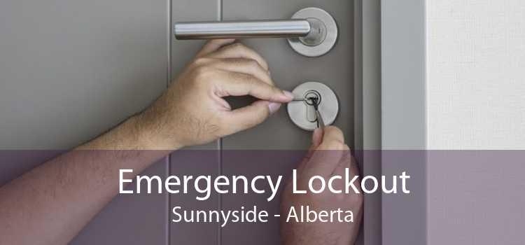 Emergency Lockout Sunnyside - Alberta