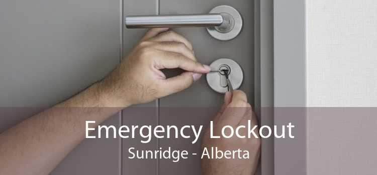 Emergency Lockout Sunridge - Alberta