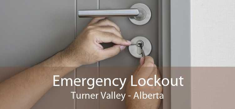 Emergency Lockout Turner Valley - Alberta