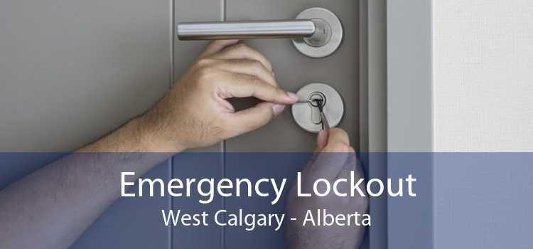 Emergency Lockout West Calgary - Alberta
