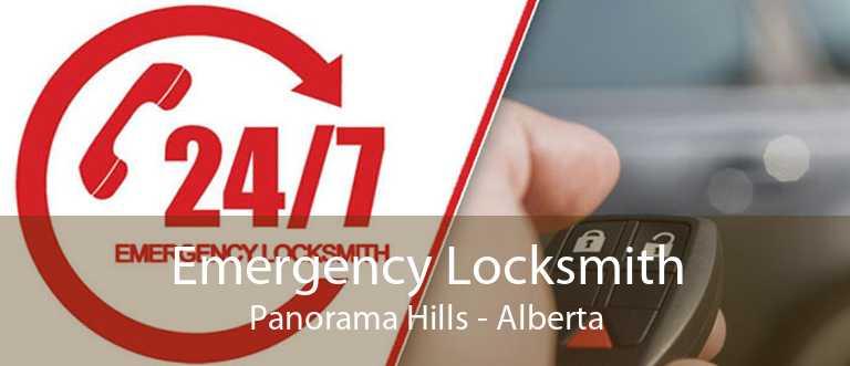 Emergency Locksmith Panorama Hills - Alberta
