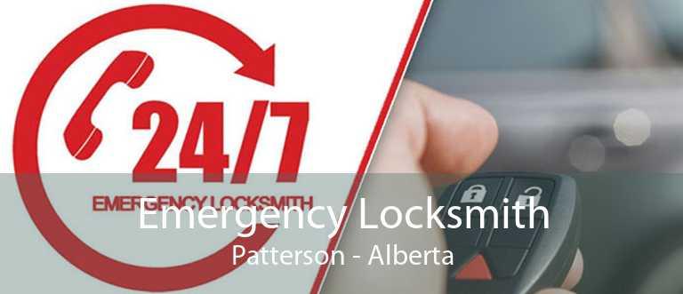 Emergency Locksmith Patterson - Alberta