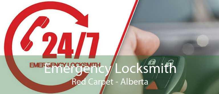 Emergency Locksmith Red Carpet - Alberta