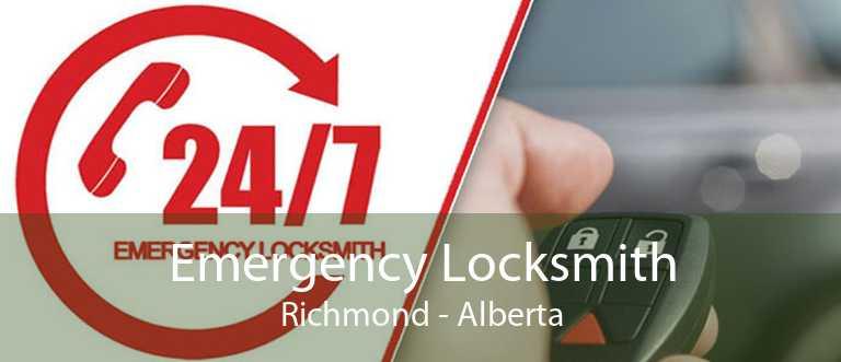 Emergency Locksmith Richmond - Alberta