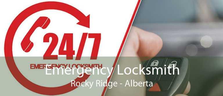 Emergency Locksmith Rocky Ridge - Alberta
