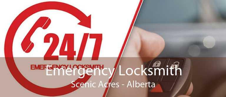 Emergency Locksmith Scenic Acres - Alberta
