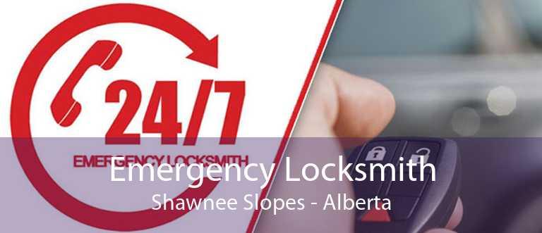 Emergency Locksmith Shawnee Slopes - Alberta