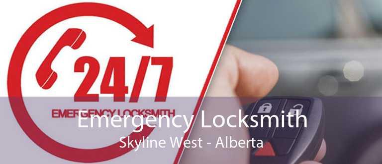 Emergency Locksmith Skyline West - Alberta
