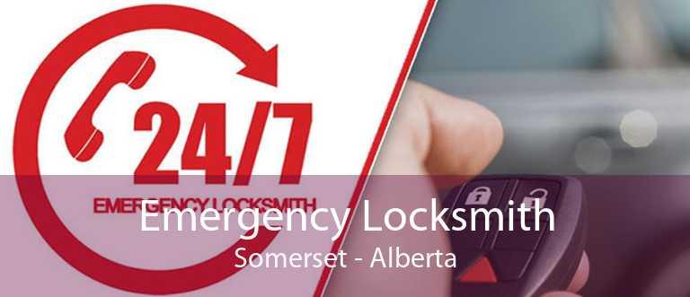 Emergency Locksmith Somerset - Alberta