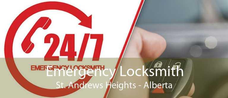 Emergency Locksmith St. Andrews Heights - Alberta