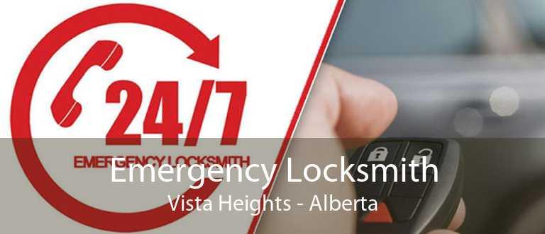 Emergency Locksmith Vista Heights - Alberta