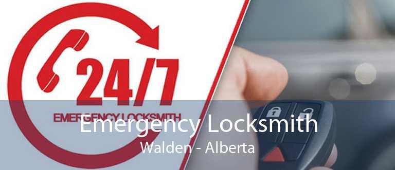 Emergency Locksmith Walden - Alberta