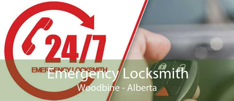 Emergency Locksmith Woodbine - Alberta