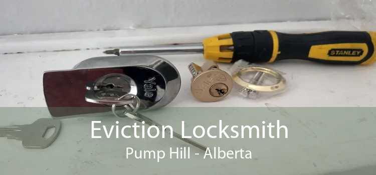 Eviction Locksmith Pump Hill - Alberta