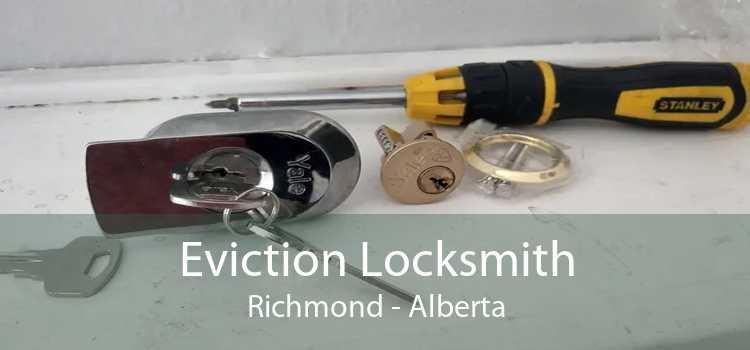Eviction Locksmith Richmond - Alberta