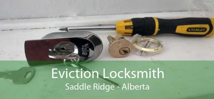 Eviction Locksmith Saddle Ridge - Alberta