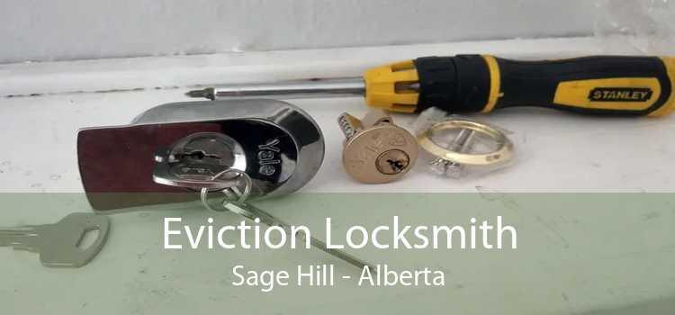 Eviction Locksmith Sage Hill - Alberta