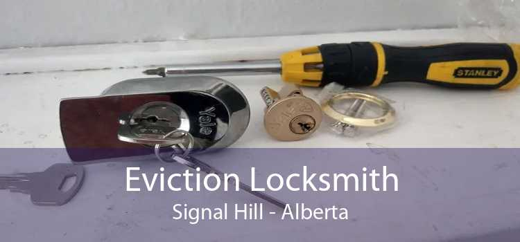 Eviction Locksmith Signal Hill - Alberta
