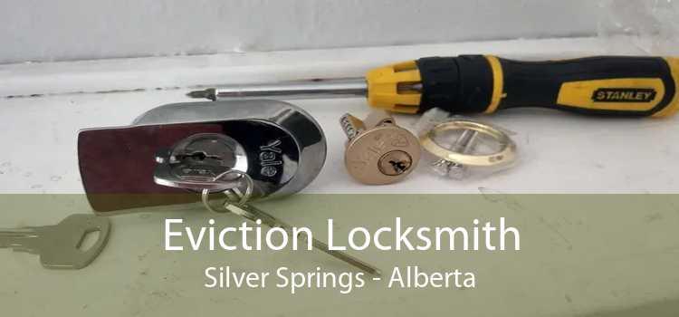 Eviction Locksmith Silver Springs - Alberta
