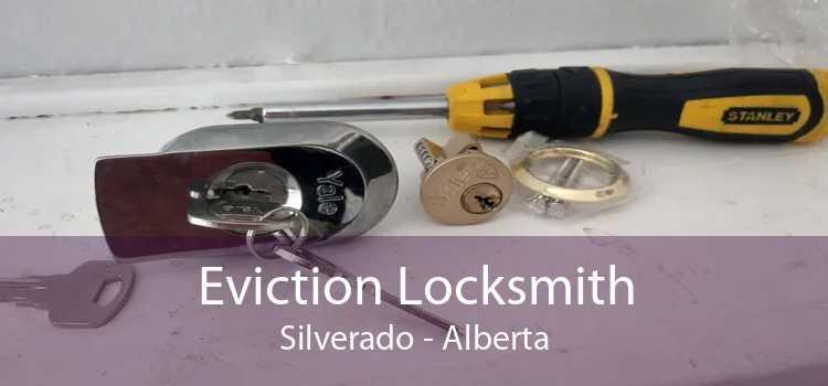 Eviction Locksmith Silverado - Alberta