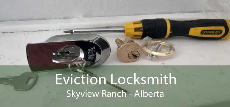 Eviction Locksmith Skyview Ranch - Alberta