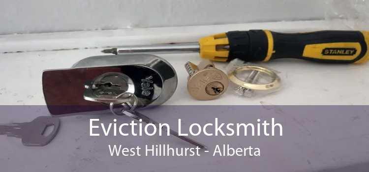 Eviction Locksmith West Hillhurst - Alberta