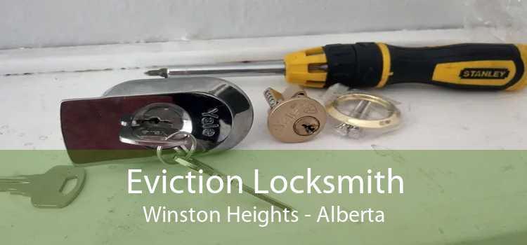 Eviction Locksmith Winston Heights - Alberta