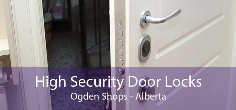 High Security Door Locks Ogden Shops - Alberta