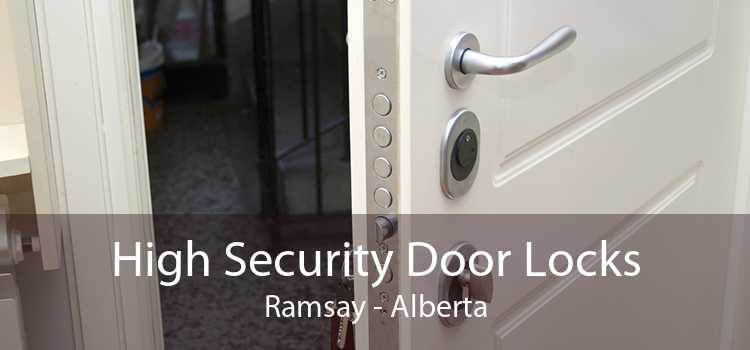 High Security Door Locks Ramsay - Alberta