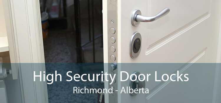 High Security Door Locks Richmond - Alberta