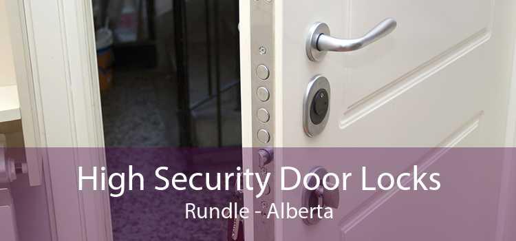 High Security Door Locks Rundle - Alberta