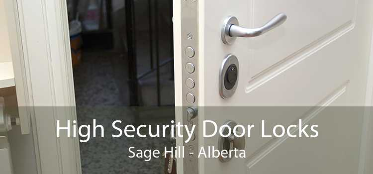 High Security Door Locks Sage Hill - Alberta