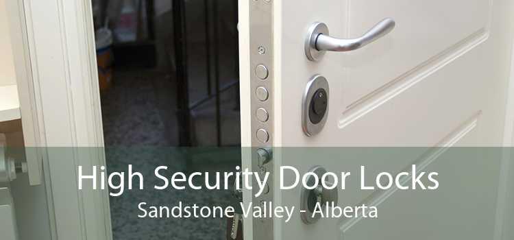 High Security Door Locks Sandstone Valley - Alberta