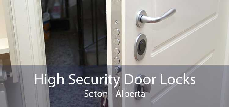 High Security Door Locks Seton - Alberta
