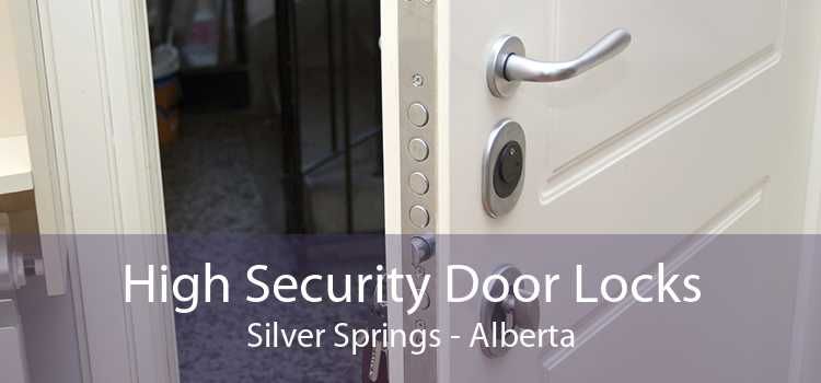 High Security Door Locks Silver Springs - Alberta
