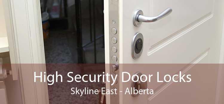 High Security Door Locks Skyline East - Alberta