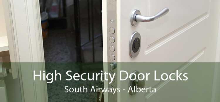 High Security Door Locks South Airways - Alberta