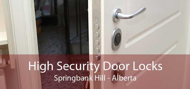 High Security Door Locks Springbank Hill - Alberta