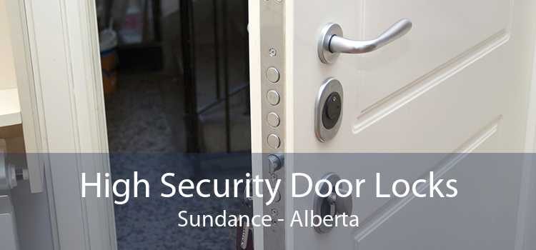 High Security Door Locks Sundance - Alberta