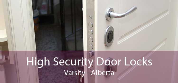 High Security Door Locks Varsity - Alberta