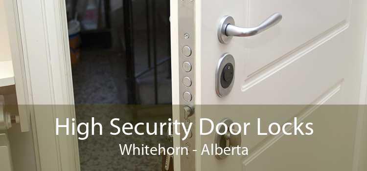 High Security Door Locks Whitehorn - Alberta
